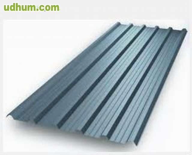 Chapa grecada 5 metros oferta 6 m2 - Planchas para tejados ...