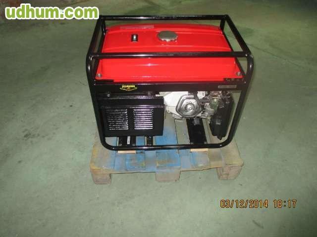 generador honda 5000w