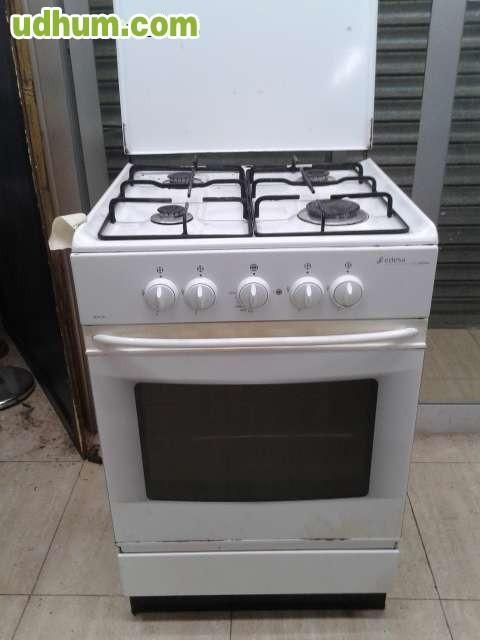 Cocina 4 fogones horno a gas - Fogones a gas ...