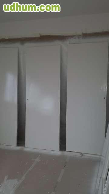 Carpinteromontaje de puertas y parquet for Puertas y parquet
