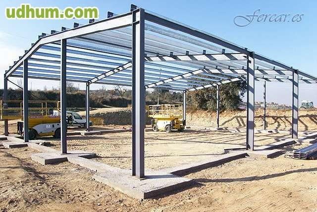 Estructuras metalicas valencia - Estructuras de acero para casas ...