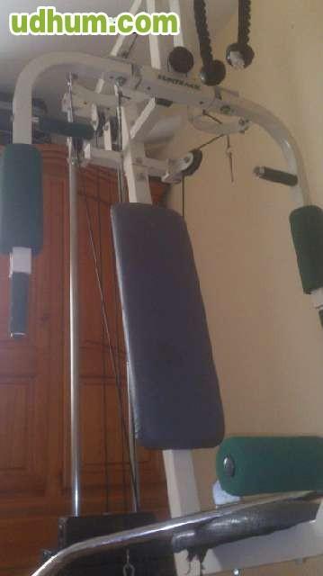 Maquina de musculacion en huesca for Maquinas de musculacion