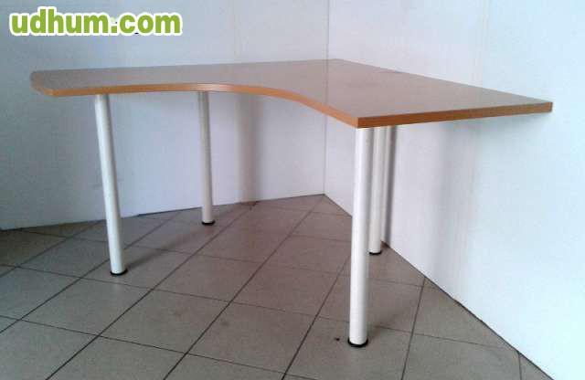 Tablero mesa oficina segunda mano madrid - Mesas segunda mano madrid ...