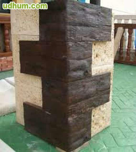 Hormigon imitacion madera - Vigas de hormigon imitacion madera ...