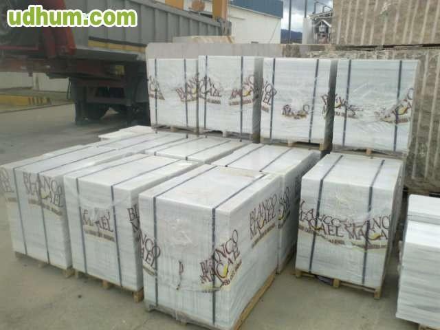 Oferta marmol blanco macael for Oferta granito marmol