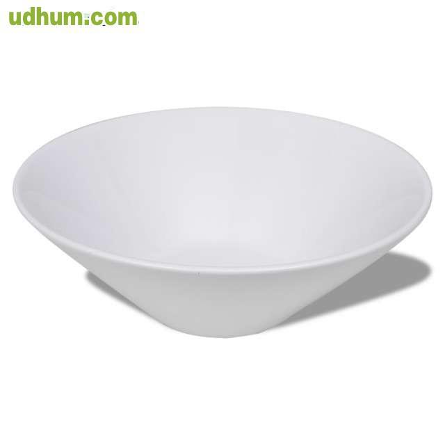 Lavabo de ceramica porcelana de cuarto d for Lavabos de porcelana