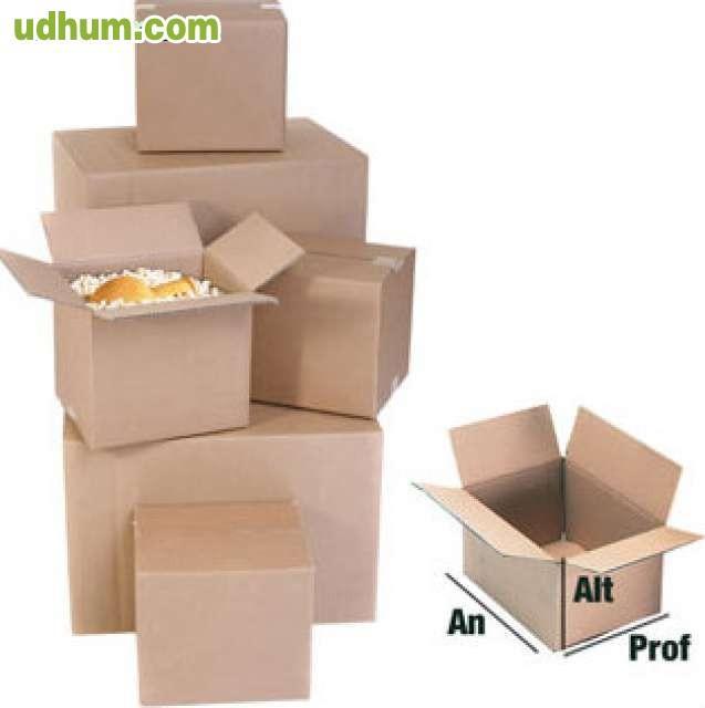 Vendo cajas cart n embalar baratas - Cajas de carton decoradas baratas ...