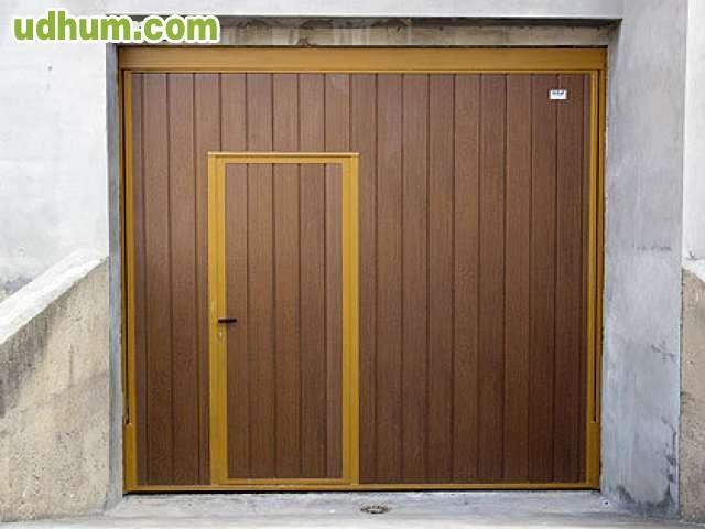 Puertas de cochera varios modelos - Puerta para cochera ...