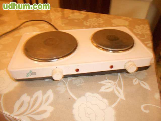 Cocina portatil electrica for Cocina electrica portatil