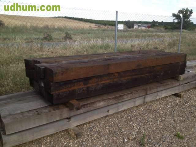 Traviesas de madera 1 - Traviesas de madera ...