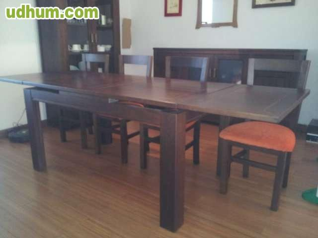 Muebles de salon de madera maciza - Muebles de madera maciza para salon ...
