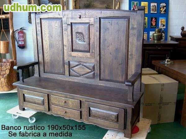 Dormitorios rusticos y antiguos romueble - Muebles rusticos asturias ...