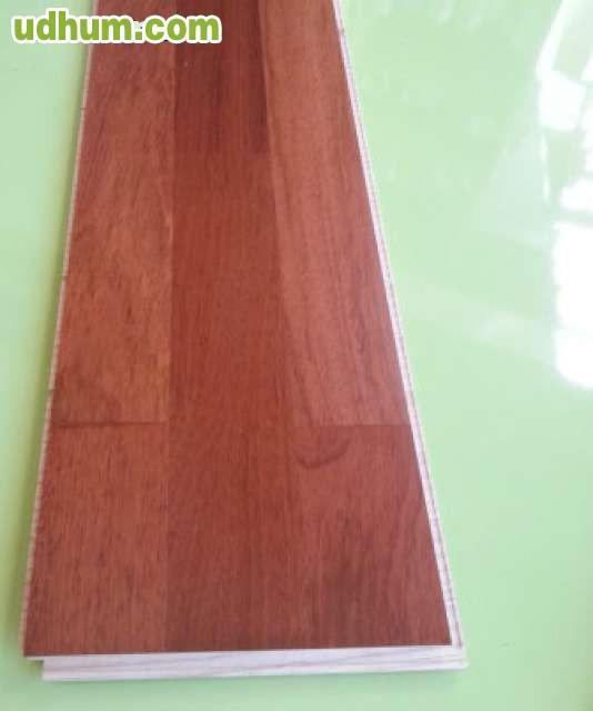 Tarima flotante de madera natural jatoba - Tarima flotante de madera ...