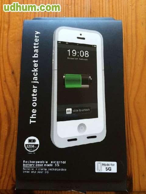 Funda con bater a para iphone 5 5c o 5s - Funda bateria iphone 5c ...