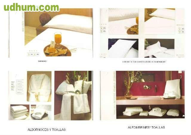 Textil para hosteleria - Ropa de cama para hosteleria ...