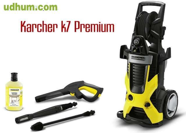 hidrolimpiadora nueva karcher k7 premium. Black Bedroom Furniture Sets. Home Design Ideas