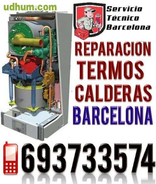 Reparacion termos y calderas barcelona for Reparacion de calderas barcelona