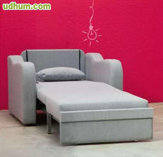 Sill n cama envio gratis for Sillon cama 1 plaza nuevo