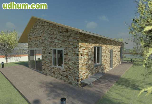 Casa de madera prefabricada - Casa de madera prefabricada ...