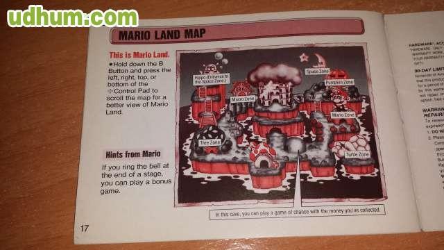 super mario land 2 manual