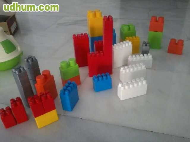 Lote de juguetes 7 for Casa de juguetes para jardin de segunda mano
