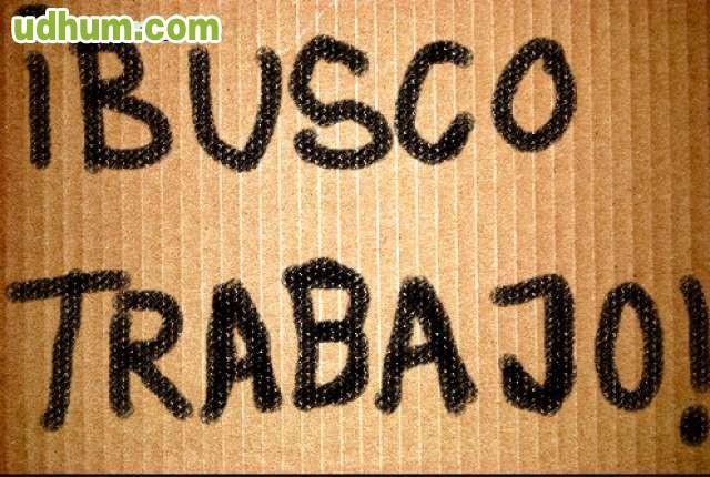 Busco trabajo urgente 1107 for Trabajo urge barcelona
