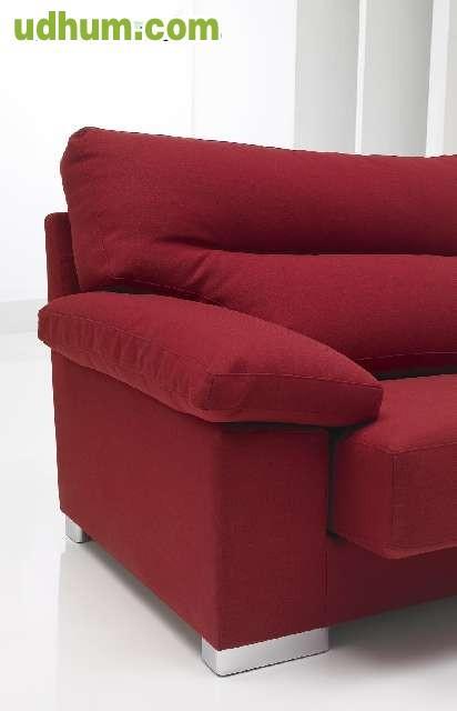 Sofa asientos deslizantes for Sofa 4 plazas asientos deslizantes