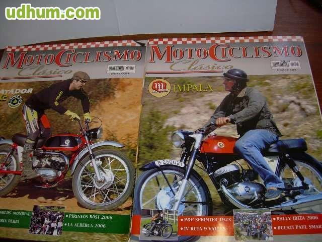 Revistas motociclismo clasico for Autofoto clasicos