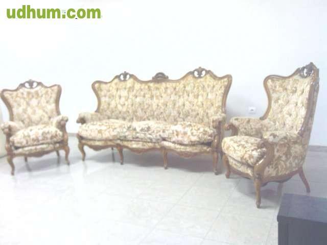 Sofa para anticuario segunda mano for Sofa jardin segunda mano