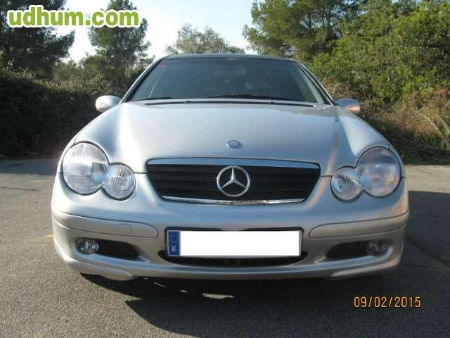 Mercedes benz c230 kompressor sportcoupe for 03 mercedes benz c230 kompressor
