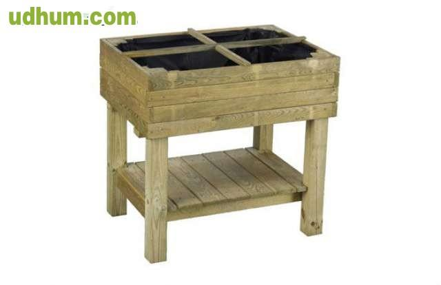 Mesa cultivo lola regulable en altura - Mesa cultivo ikea ...