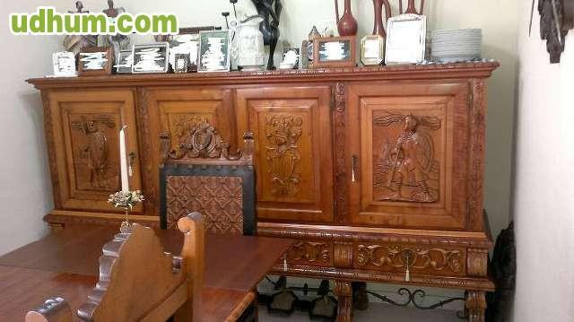 Muebles castellanos cl sicos medievales - Muebles castellanos ...