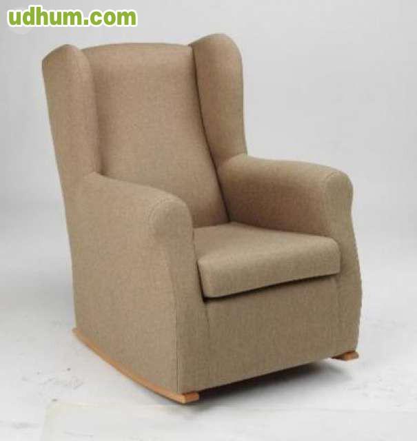 Mecedora sillon sofa lactancia balancin 1 - Sofa mecedora ...