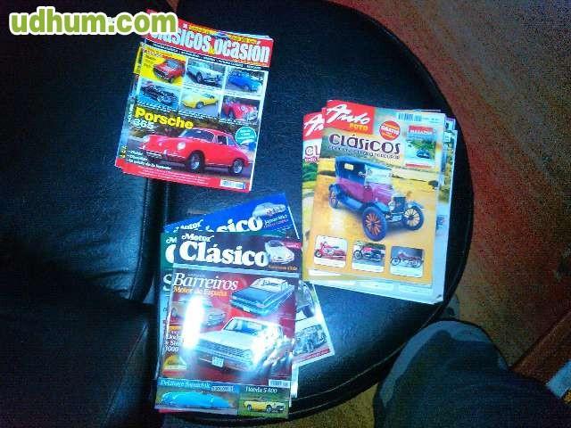 Revistas coches y motos for Autofoto clasicos