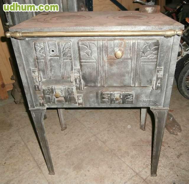 Cocina antigua de le a o carbon - Cocinas de lena antiguas ...