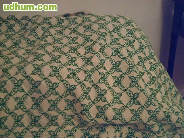 Cortinas colcha cojines asientos y mante - Cojines grandes cama ...