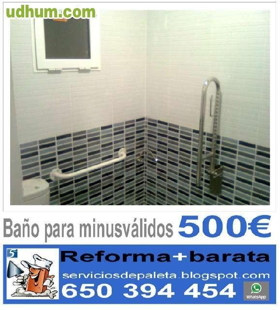 Baño Para Minusvalidos:500 ADAPTAMOS BAÑOS PARA MINUSVÁLIDOS