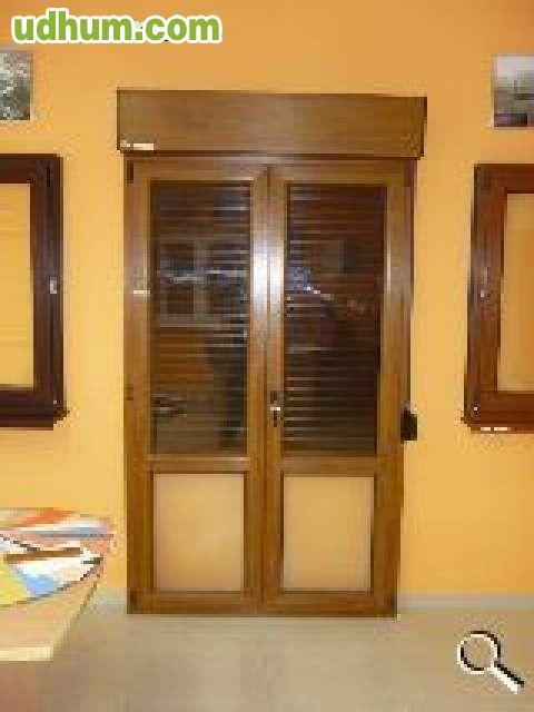 Carpinteria de aluminio y pvc for Puertas bricomart