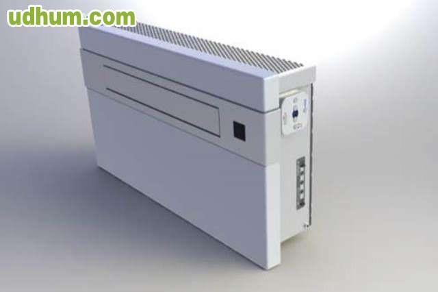 Aire acondicionado sin aparato exterior for Aire acondicionado aparato exterior