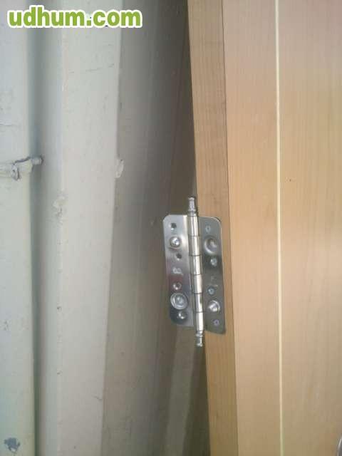 Puerta blindada 8 - Cambiar cerradura puerta blindada ...