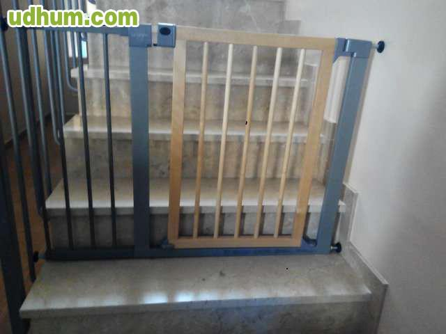 Valla de seguridad para ni o escalera - Vallas de seguridad ninos ...
