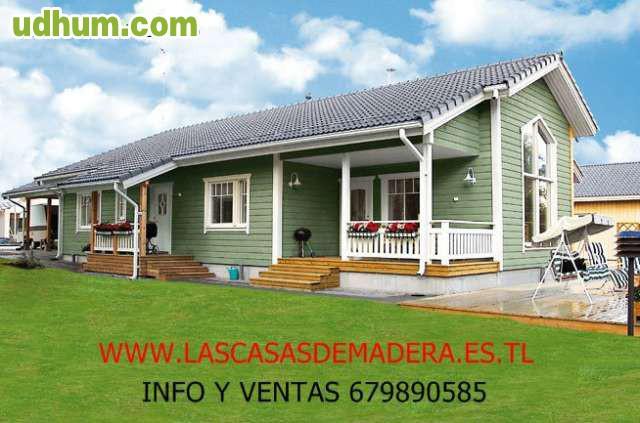 Refugios de madera ecologicas - Casas prefabricadas en zaragoza ...