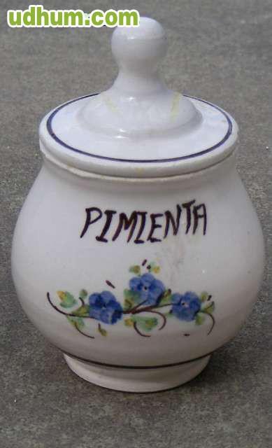 3 especieros de cocina de ceramica - Ceramica de cocina ...