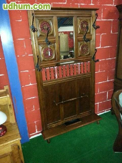 Muebles y decoracion rustica romueble 2 - Muebles rusticos asturias ...