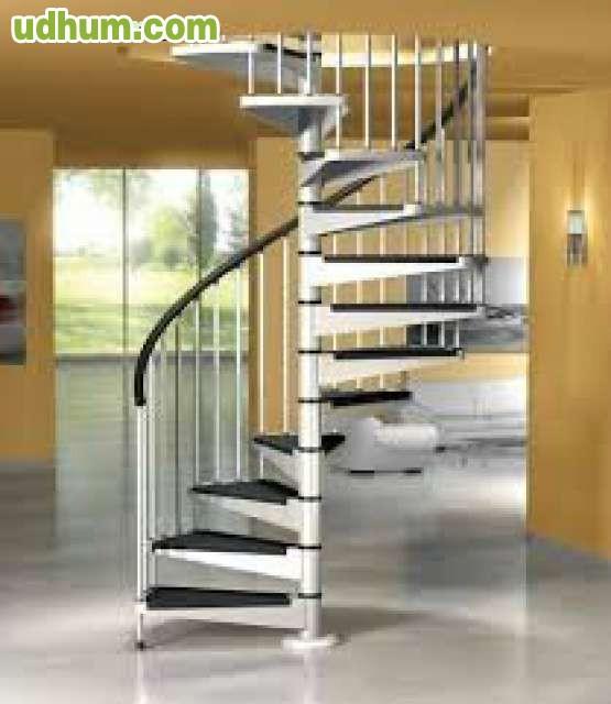 Escaleras escamoteables economicas - Escaleras de caracol economicas ...