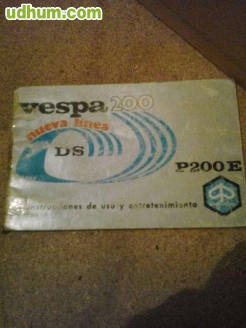 vespa pk 50 xl manual
