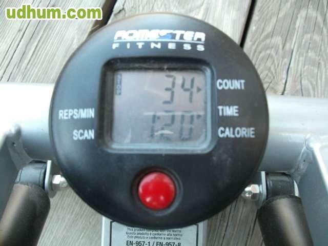 Vendo romester fitness 1 - Maquina step decathlon ...