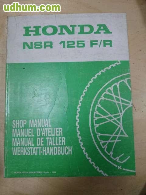 Manual De Taller Honda Nsr 125f