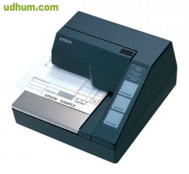 Impresora Albaranes Epson Tm U295