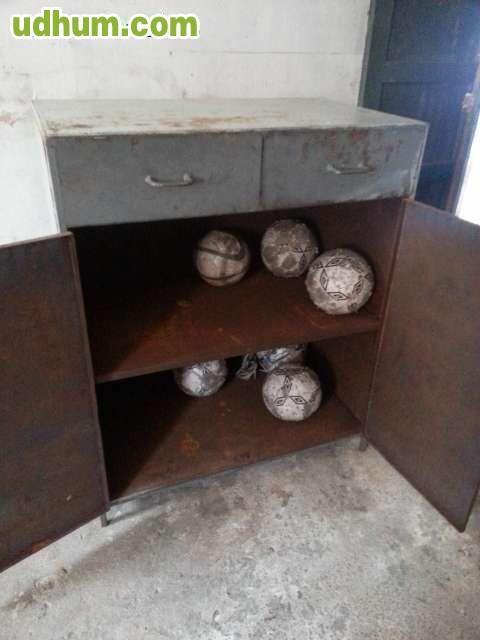 Armario de hierro banco de trabajo - Armarios de hierro ...